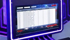 Checking account data
