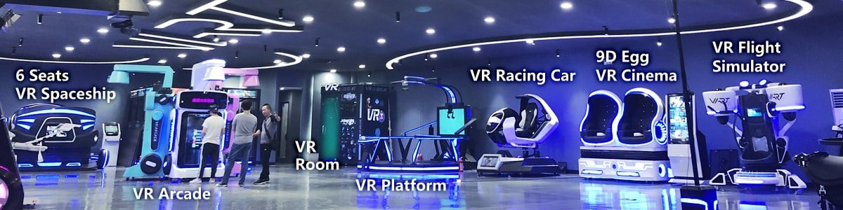 VR Amusement Park Equipment