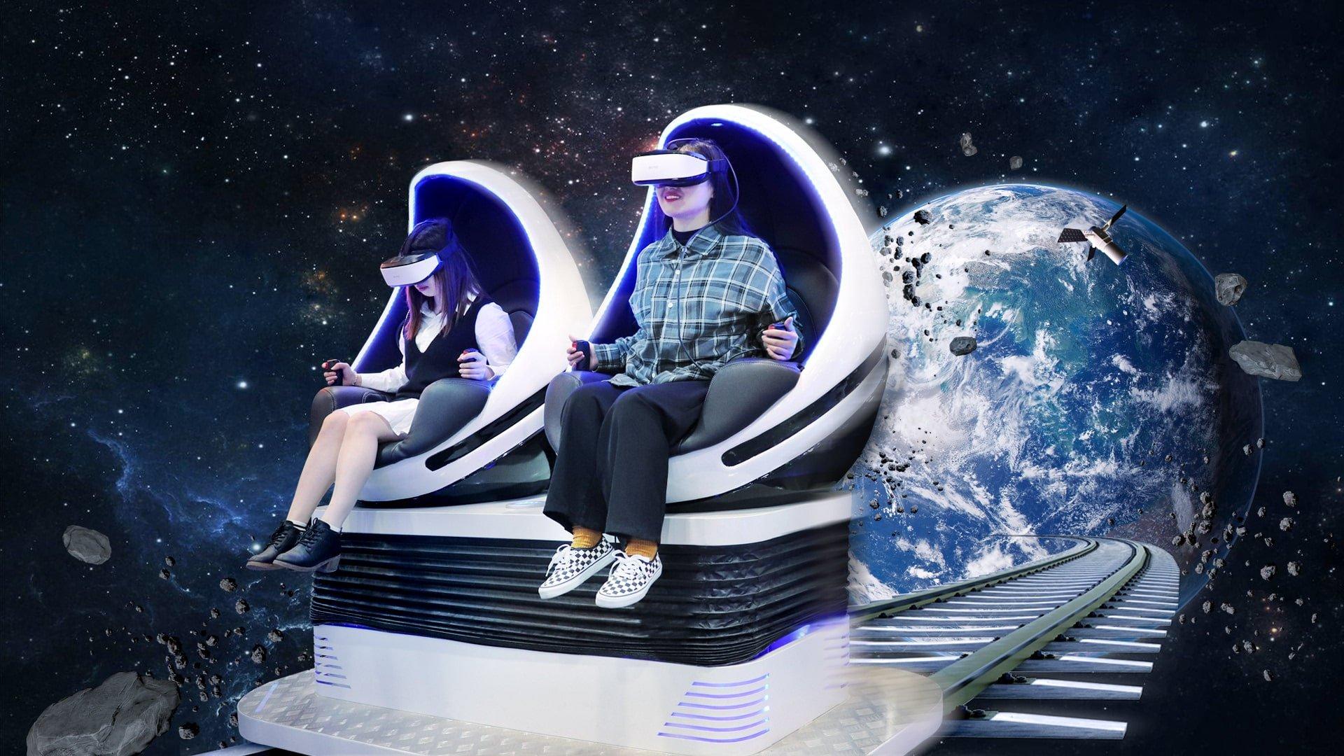 VR Chair Simulator