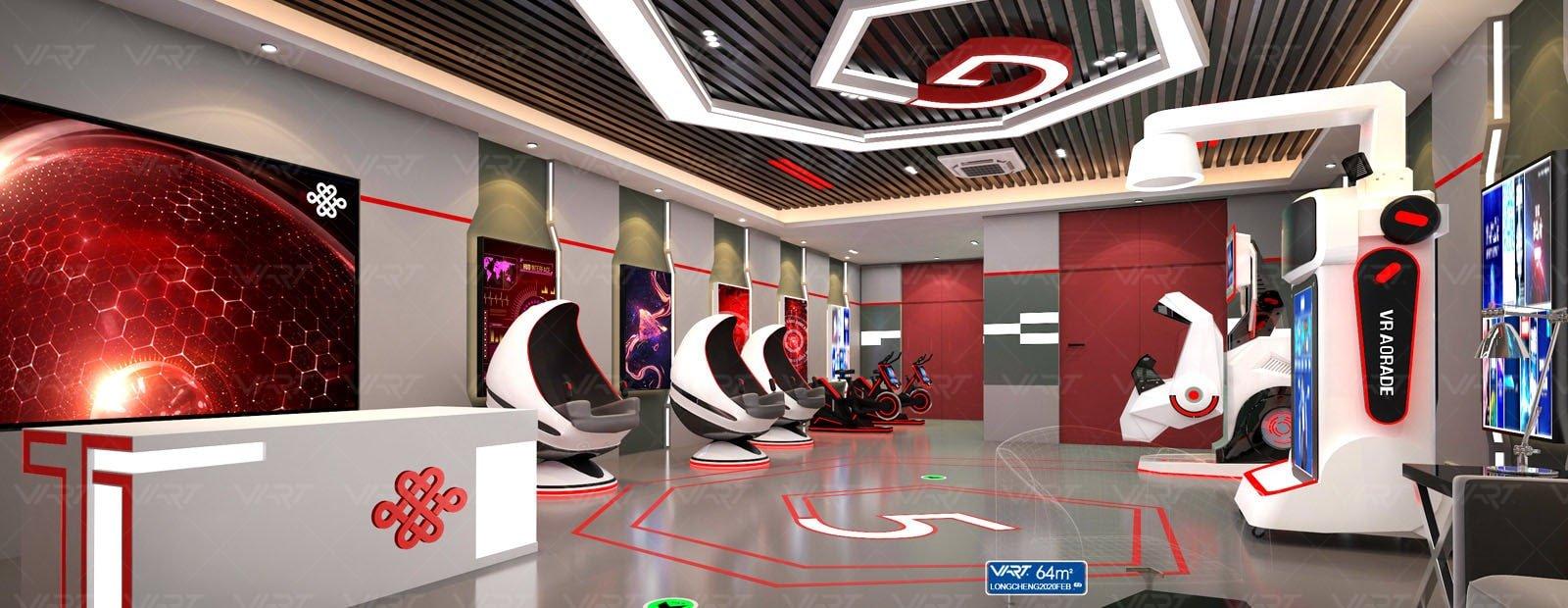 VR Theme Park China