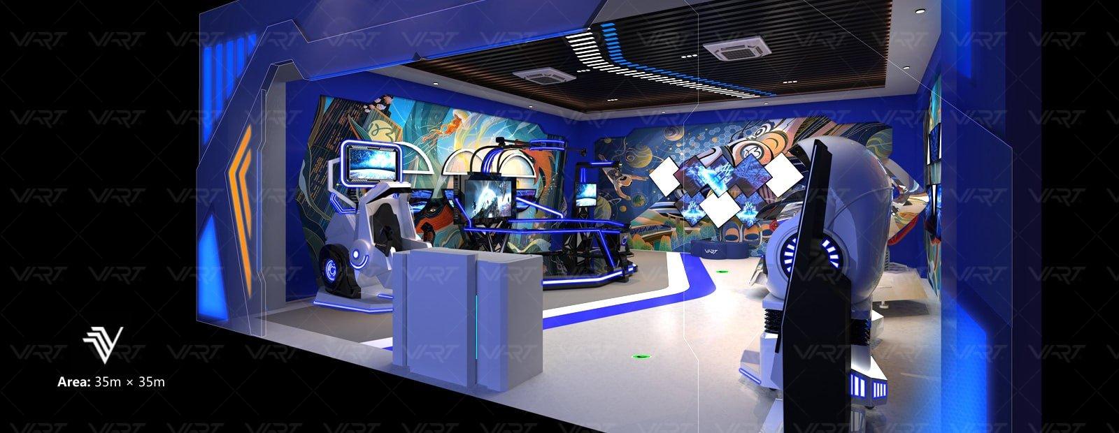 VR Theme Park Japan