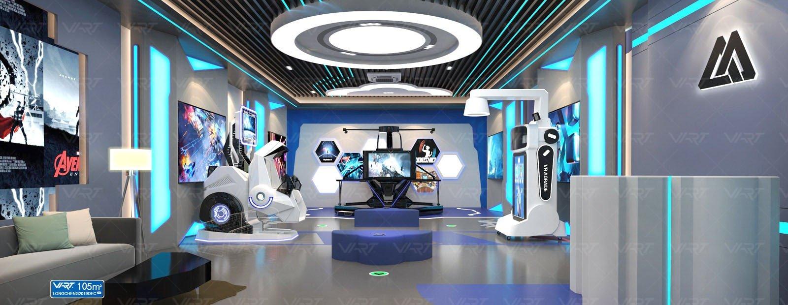VR Theme Park Norway