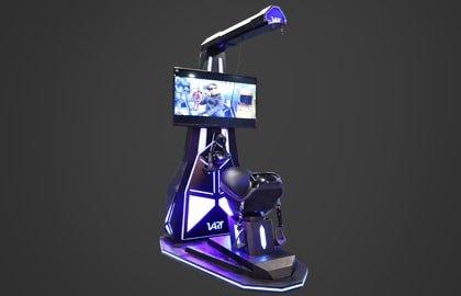 9D VR horse