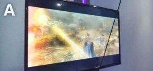 Game display VR Horse