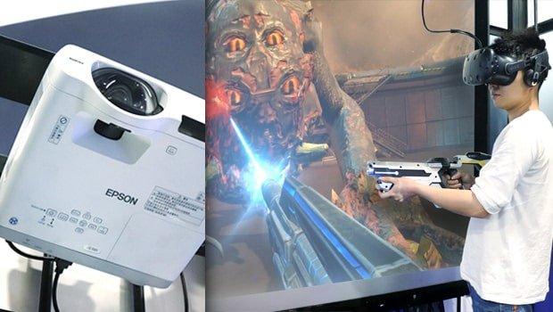 VR Shoot Projector