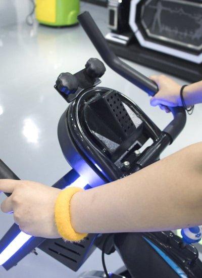 VR Bike Blower