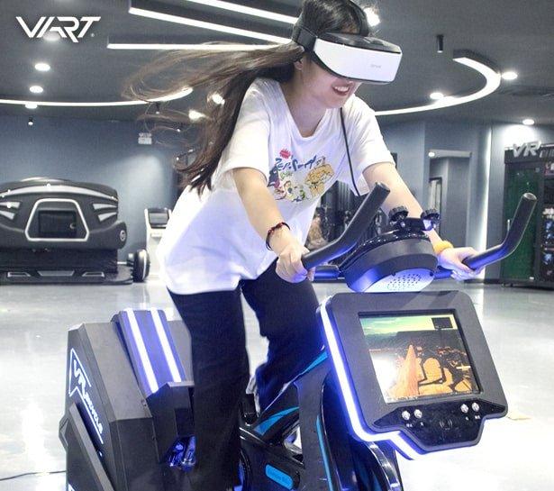VR Bike Picture