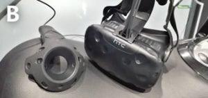 VR horse VR controller