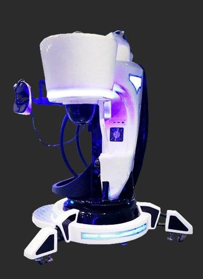 VR Flight Machine