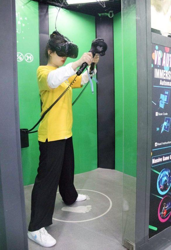 VR Arcade Equipment