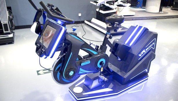 VR bike price
