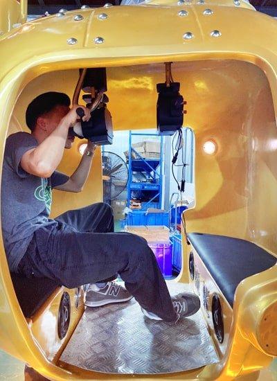 Submarine Boat VR