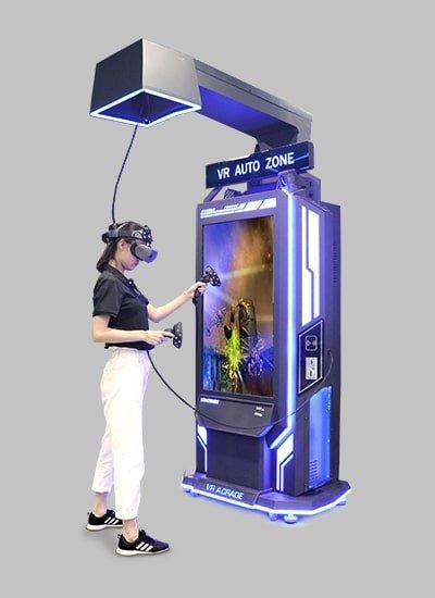 VR Arcade Machine