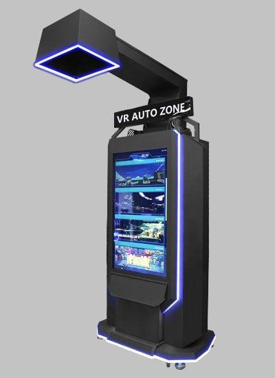 VR Booth Black