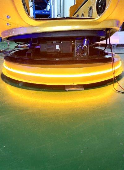VR Submarine Platform