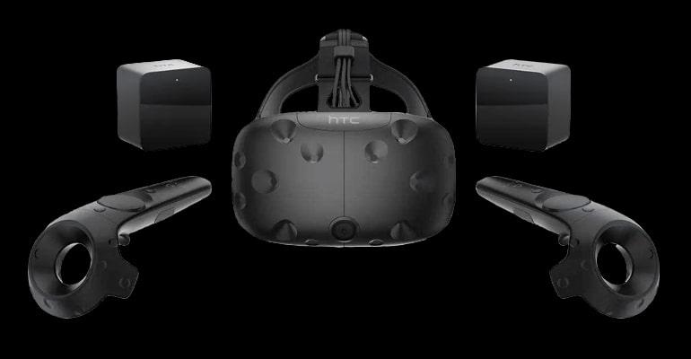 HTC VIVE VR Simulator
