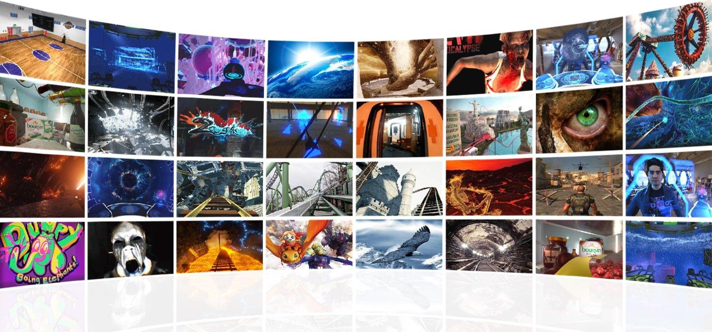virtual reality cinema movies