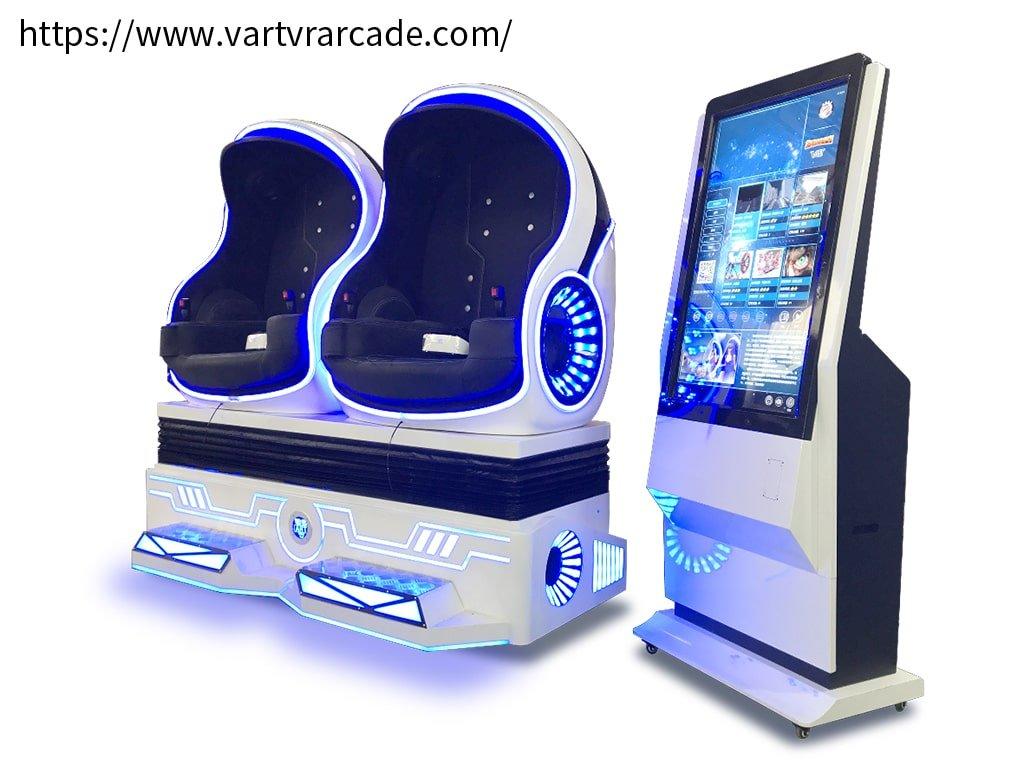 virtual reality gaming chair