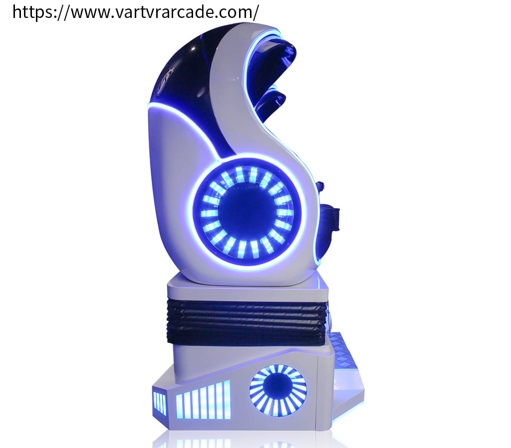 vr simulator chair