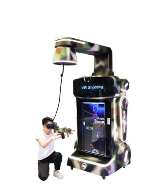 VR Shooting Simulator