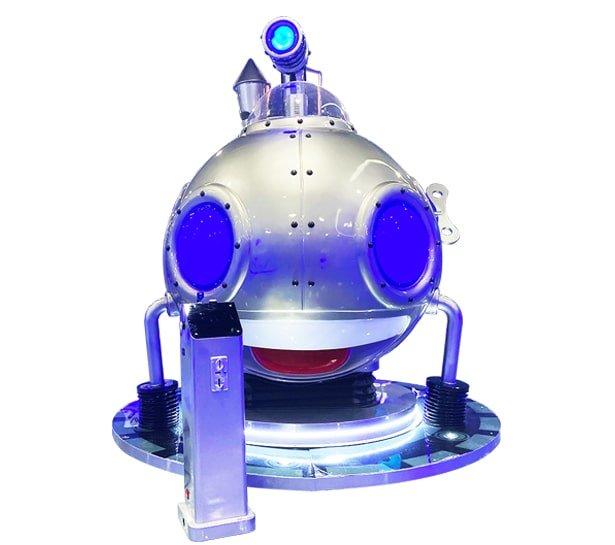 Kids VR Submarine