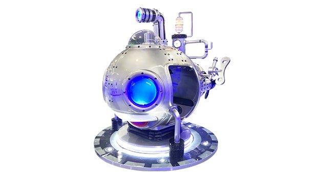 Submarine Kid VR