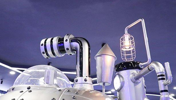 Submarine VR Simulator