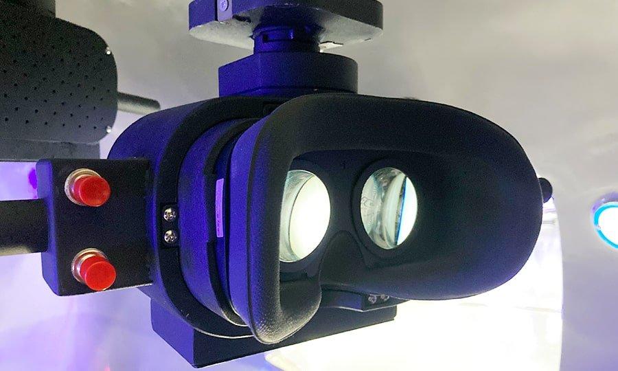 VR Submarine Glasses