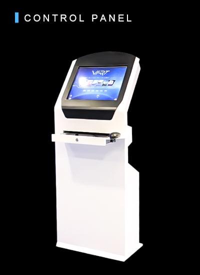 game control panel